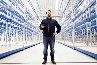Ellerhold Kartonfabrik baut riesige Halle
