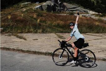Dresdnerin gewinnt härtestes Radrennen Europas