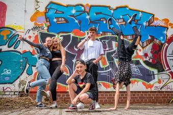 Hip-Hop-Kultur im Jugendhaus Roßwein