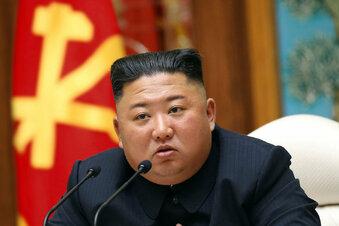 Nordkorea entschuldigt sich für Schüsse