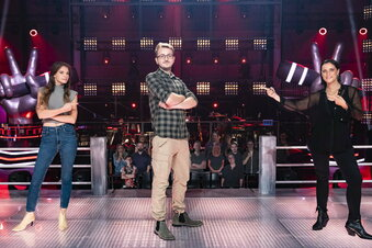"""The Voice"": Manuel macht den Platz frei"