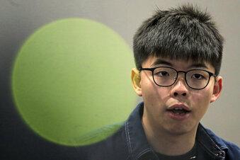 Hongkong-Aktivist Wong auf freiem Fuß