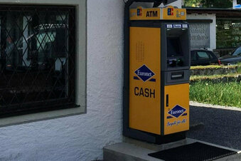 Geldautomat gewünscht?