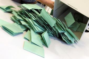 Ab Montag kann in Freital gewählt werden