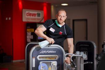 Dresden: Neustart im Fitnessstudio