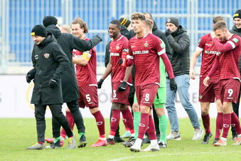 Dynamos Torschütze: Derby-Sieg fühlt sich gut an