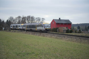 Züge über Radeberg sollen öfter fahren