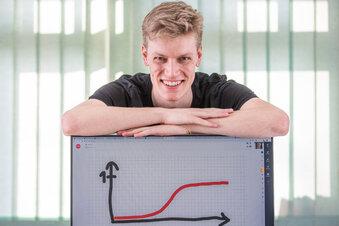 Corona: Dresdner Startup bringt Schule nach Hause