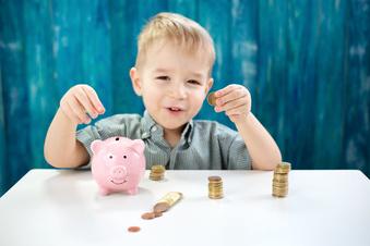 Braucht mein Kind ein eigenes Konto?