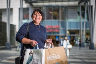 Dresden: Einkaufen, fast wie früher