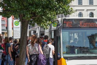 Mehr Busse im Kreis Bautzen
