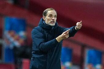 PSG trennt sich von Trainer Tuchel