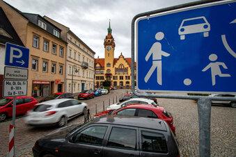 Langsamer durch Waldheims Innenstadt?
