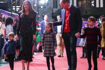 Prinzessin Charlotte wird sechs Jahre alt
