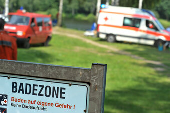 Weniger Badetote in Sachsen