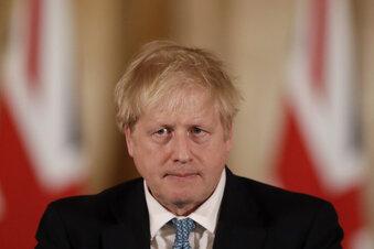 Boris Johnson aus Klinik entlassen