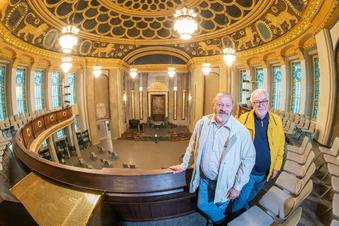Denkmalpfleger verteidigt den Glanz der Görlitzer Synagoge