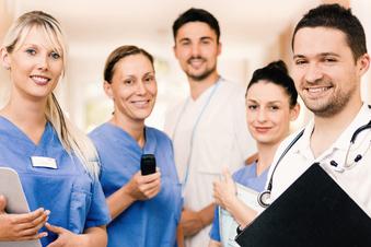 Eine Klinik, ein Team!