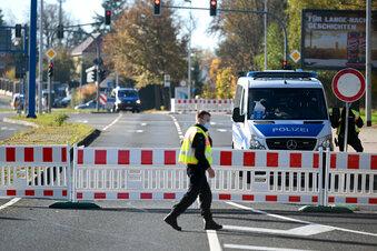 Chemnitz: Fliegerbombe entschärft