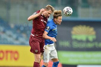 Überragender Hartmann ragt bei Dynamos Sieg heraus