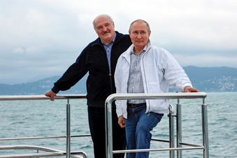 Putin hilft Lukaschenko mit Großkredit