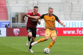 Kapitän kehrt zurück in Dynamos Startelf