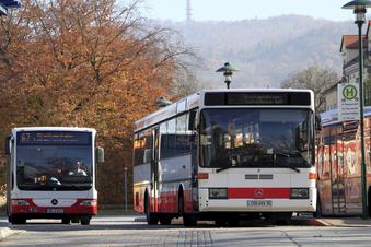 Neue Fahrpläne auf acht Buslinien