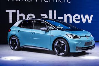 VW ID.3 wird auch in Dresden gebaut