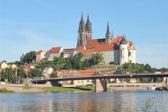 Albrechtsburg wird jetzt schon gebaut