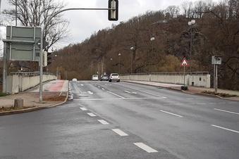 Waldheimer Niederstadtbrücke gesperrt