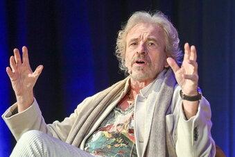 Thomas Gottschalk ist wieder Showmaster