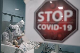 Corona-Ausbruch in Zwickauer Klinik