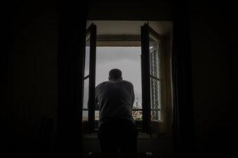 In Sachsen leben besonders viele Menschen allein