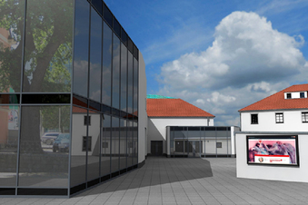 Bautzen: Neubau fürs Sorbische Ensemble