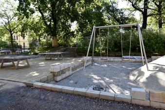 Rettung für Dresdner Park