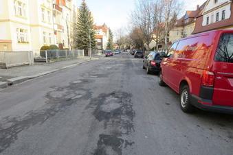 Diese Straßen will Bautzen reparieren