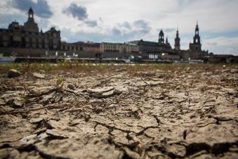 Dresden bereitet sich auf neue Wetterrekorde vor