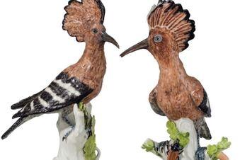 Milliardärsfamilie Rockefeller lässt Meissener Vögel versteigern