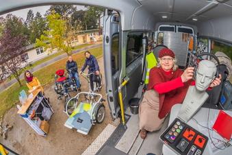 Wie Menschen mit Behinderung mobil bleiben