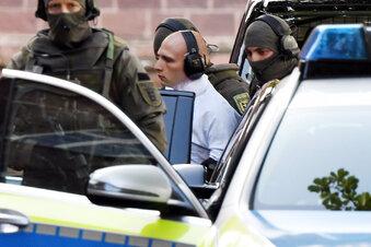 Attentäter von Halle wollte zur Bundeswehr