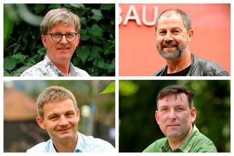 OB-Wahl in Löbau: Noch vier Kandidaten stehen zur Wahl