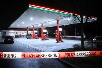 So fasste die Polizei die Dresdner Tankstellenräuberin