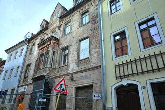 Gammelhaus sorgt wieder für Ärger