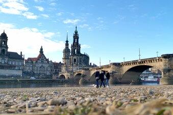 Sachsen fehlen zwei Jahre Regen