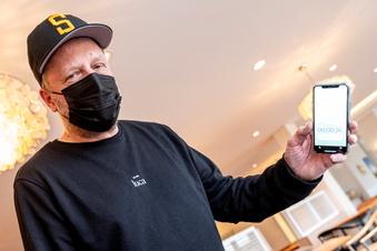 Ein Hip Hopper als Pandemiebekämpfer