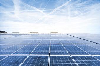 Zehn Prozent mehr Solaranlagen