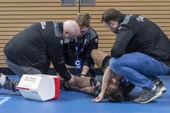 Dresdner Handballer erneut schwer verletzt