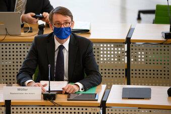 """""""Querdenken""""-Demo: Koalition streitet weiter"""