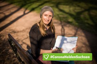 Corona-Heldin: Schulbegleitung auf Distanz