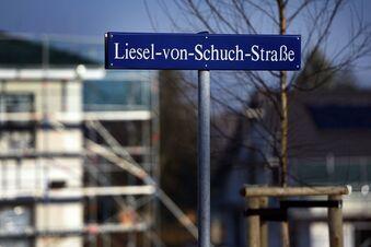 Wie kommen Dresdner Straßen zu ihren Namen?